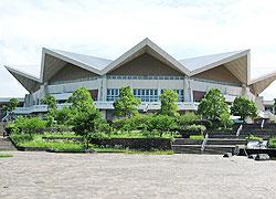 体育協会事務局 (総合体育館内)