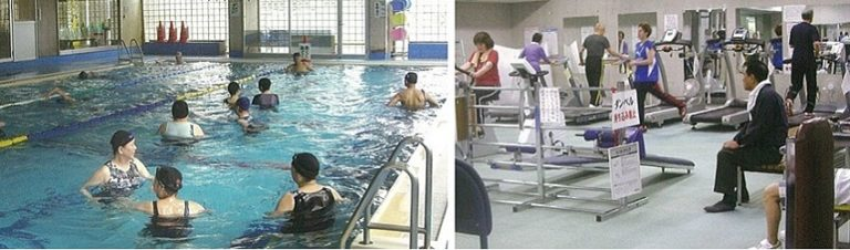 折尾スポーツセンターの画像
